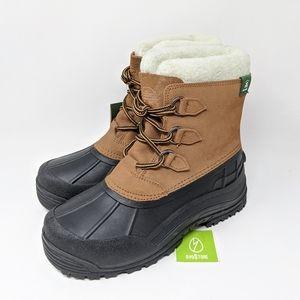 Kamik Women's Tracy Snow Boot waterproof tan